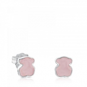 Tous New Color Pink Quartz Earrings - 615433570