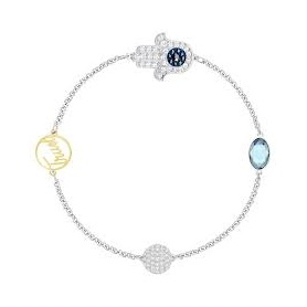 Bracciale Swarovski Remix Collection Hamsa - 5365759