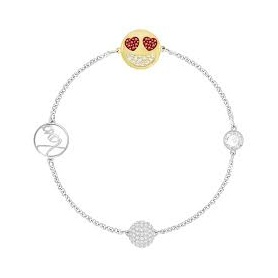 Bracciale Swarovski Remix Collection XOXO - 5365750