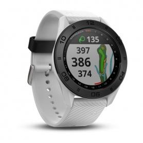 Orologio Garmin Approach S60 bianco lo Smartwatch per il Golf 0100170201