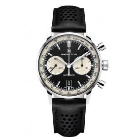 Orologio Hamilton Intra-Matic cronografo automatico - H38716731