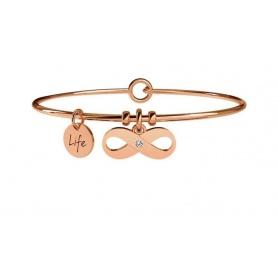 Rose Kidult Woman Infinite Bracelet - 731039