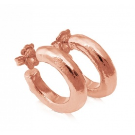 Tous Dune Tube Rosewood Earrings - 316643520