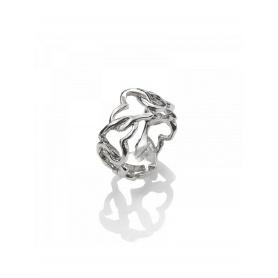 Heart Shape Ring Heart Shape Silver - 9895/12