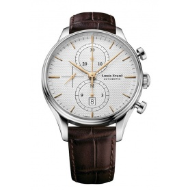 Louis Erard Heritage Automatic Chronograph Watch - 78289AA31