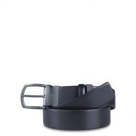 Cintura uomo con fibbia a punta double face Coll.42 - CU3414C42/BLU