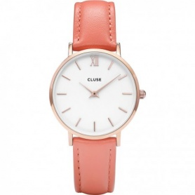 Cluse Damen Minuit Kleidung Uhr - CL30045