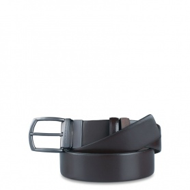 Piquadro Man belt with double face Coll.42 buckle