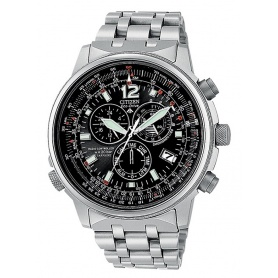 Citizen Promaster Chrono Pilot titanium watch - AS4050-51E