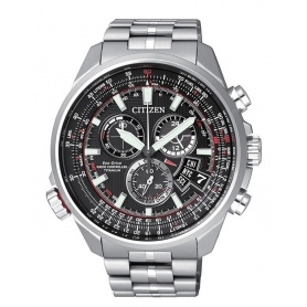 Citizen Promaster The Pilot titanium watch - BY0120-54E