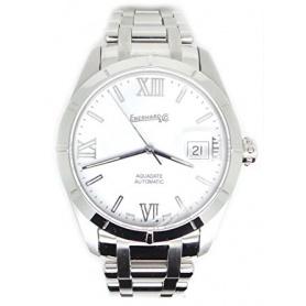 Eberhard Aquadate Automatische weiße Uhr - 41115.S.CA