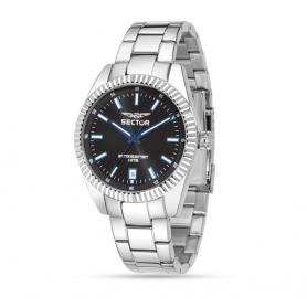 Sektor Uhr Mann Zeit und Datum S240 - R3253476001