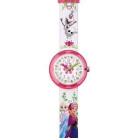 Orologio Swatch Flik Flak Disney Frozen - FLNP019