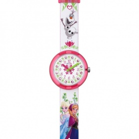 Swatch Flik Flak Watch Disney Frozen - FLNP019