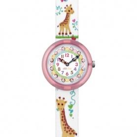 Swatch Flik Flak Giraffin Watch - FBNP062