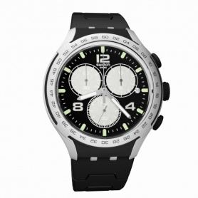 Swatch Night Attack Watch - YYS4026AG