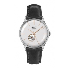 Vintage Uhr Henry London Heritage Automatik HL42AS0279
