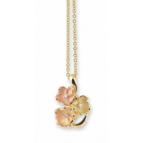 Bouquet-GPE0684F Necklace