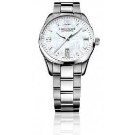 Louis Erard Heritage Sport Lady Mother of Pearl Watch - 20100AA04