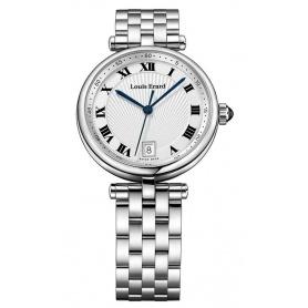 Louis Erard Römische Stahl Römische Uhren - 11810AA01