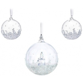 Swarovski Christmas Balls Set annual edition 2017 - 5268012