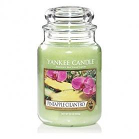 Kerze Yankee Candle Pine Apple großes Glas - 1174261E