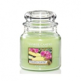 Yankee Candle Pine Apple mittelgroßes Glas - 1174262E