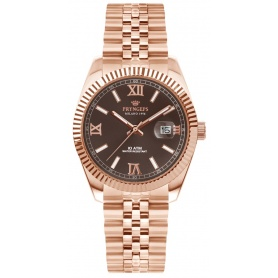 Pryngeps man's watch in rosé steel model DateJust- A821 / R1