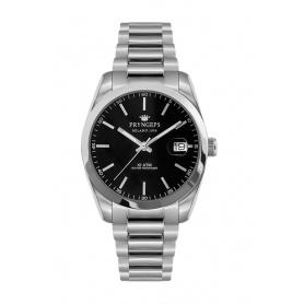 Pryngeps Uhr in Stahl Modell DateJust schwarz - A1027