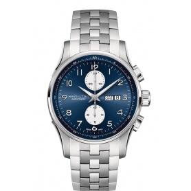 Hamilton watch Jazzmaster Maestro Chrono  blue  H32766143