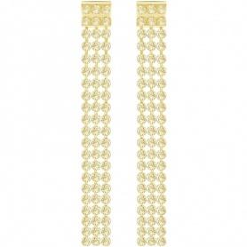 Orecchini Swarovski Fit Long pendenti dorati - 5364807
