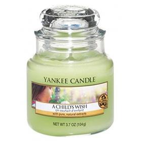 Kerze, Yankee Candle, ein Kinderwunsch, kleines Glas - 1254081E