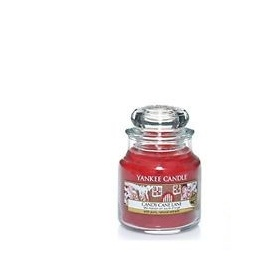 Candela Yankee Candle Candy Cane Lane giara piccola 1308386E