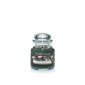Kerze, Yankee Candle, Weihnachtsgirlande, kleines Glas - 1316481E