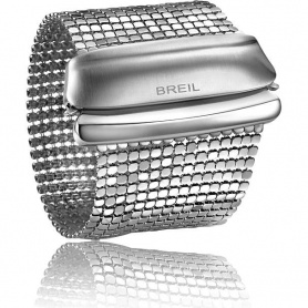 Breil Steel Silk band bracelet, woman, mesh steel mesh - TJ1267