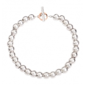 Civita Queriot bracelet rollò with snow balls