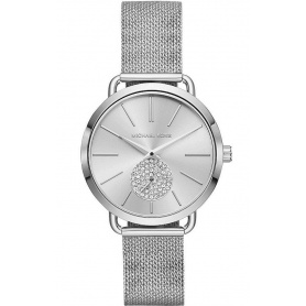 Michael Kors women's watch, in steel Portia - MK3843