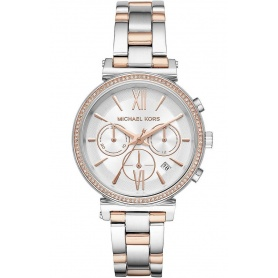 Michael Kors women's watch, in steel, Sofie - MK6558