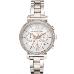 Michael Kors women's watch, in steel, Sofie - MK6558