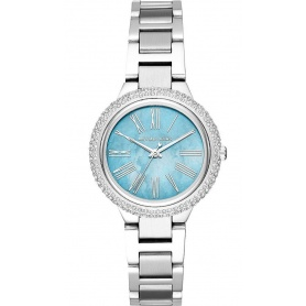 Michael Kors woman watch, Mini Taryn, turquoise