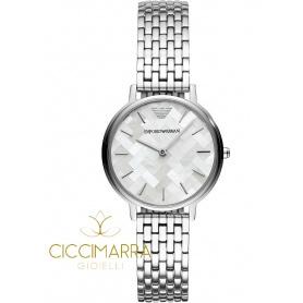 Emporio Armani Uhr, Frau, Perlmutt - AR11112