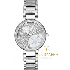Orologio Michael Kors donna in acciaio Courtney - MK3835
