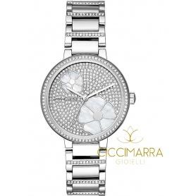 Michael Kors Uhr, Frau, in Stahl, Courtney - MK3835
