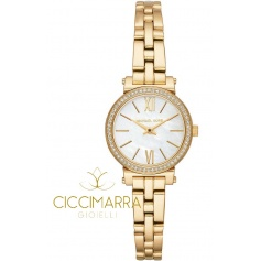 Michael Kors watch, woman, Sofie, golden - MK3833