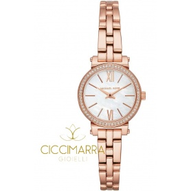 Michael Kors watch, woman, Sofie, rosè - MK3834