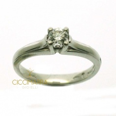 Salvini ring, 30Years Assolo, with brilliant - 81066503