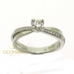 Salvini ring, 30Years Falco, with brilliant - 81066531