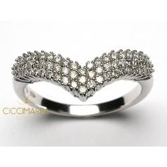 Salvini ring, Aliante with diamonds - 20021432