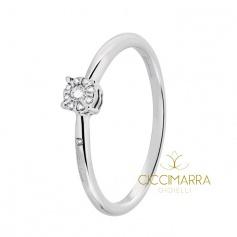 Salvini ring, Daphne Miss with diamonds - 20057693