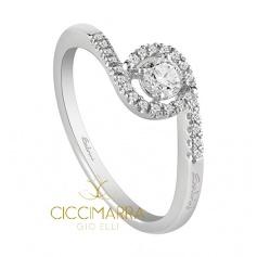 Salvini ring, Primobacio with diamonds - 20067586